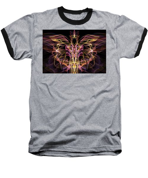 Angel Of Death Baseball T-Shirt