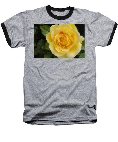 Angelic Rose Baseball T-Shirt