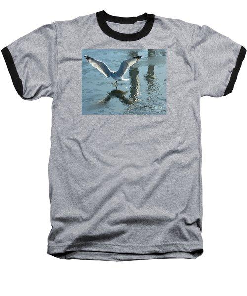 Angelic Wings Baseball T-Shirt