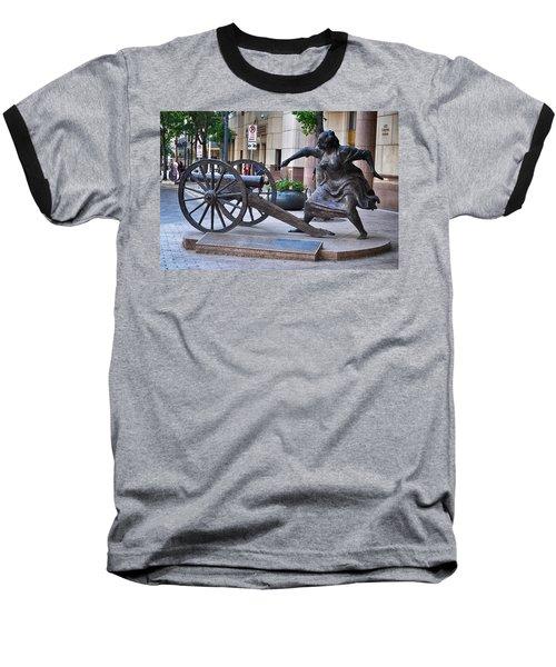 Angelina Eberly Of Austin Baseball T-Shirt