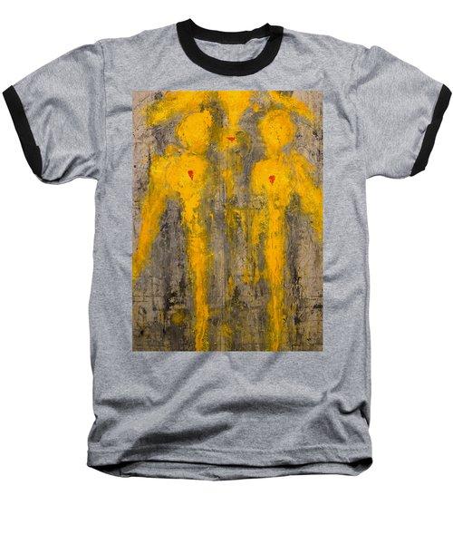 Angels I Have Seen Baseball T-Shirt