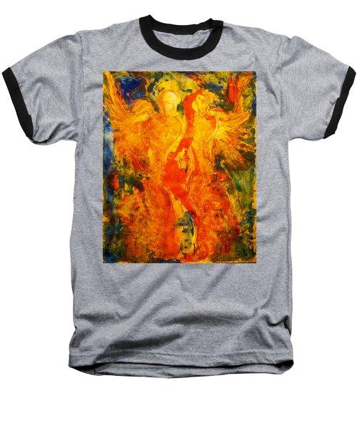 Angels Of Passion Baseball T-Shirt
