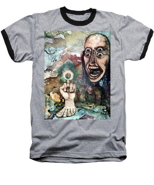Anger Of Archon Baseball T-Shirt