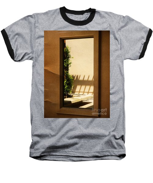 Angled Reflections2 Baseball T-Shirt