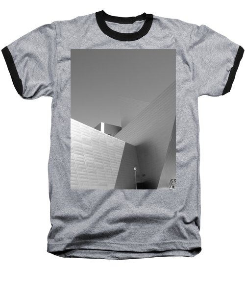 Angles Baseball T-Shirt by Barbara Bardzik