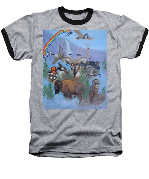 Animal Equality Baseball T-Shirt