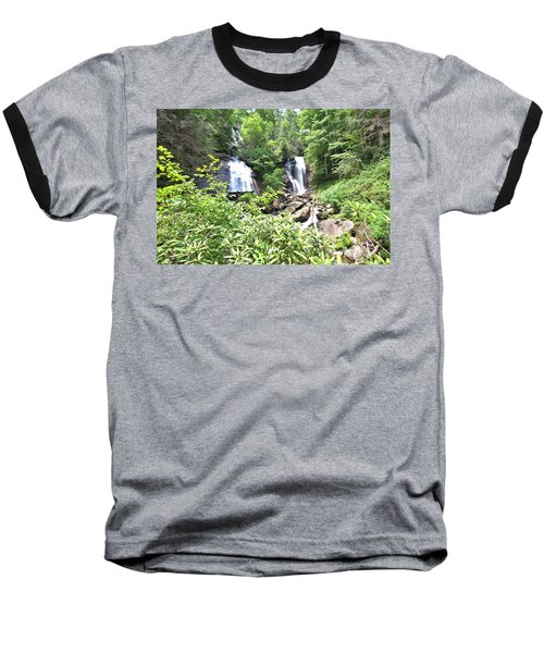 Anna Ruby Falls - Georgia - 1 Baseball T-Shirt