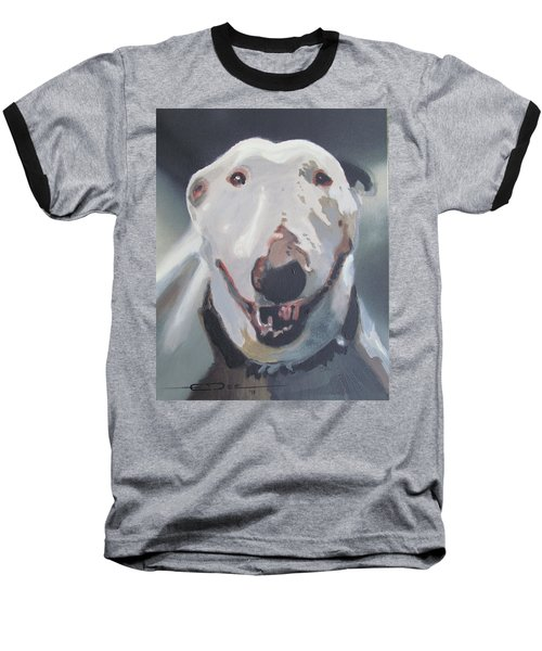 Anna The Bullie Baseball T-Shirt