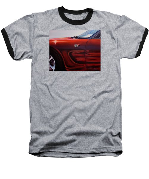 Anniversary Edition Corvette Baseball T-Shirt