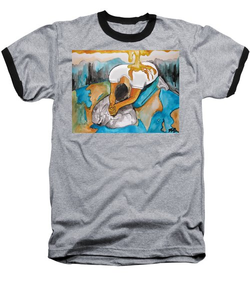 Anointed One Baseball T-Shirt