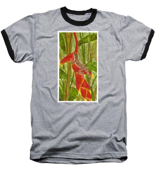 Anolis Humilis Baseball T-Shirt