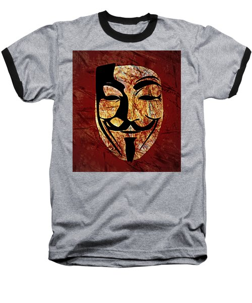 Anonymous Baseball T-Shirt