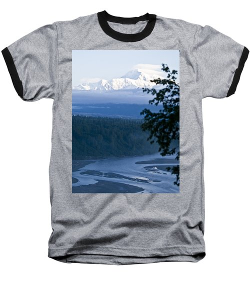 Another Denali View  Baseball T-Shirt