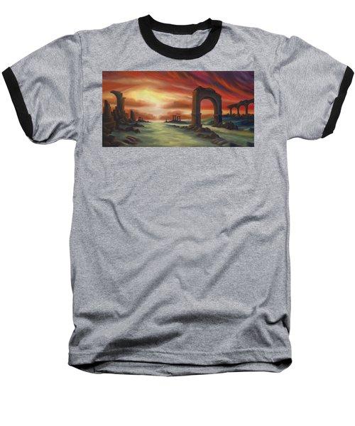 Another Fallen Empire Baseball T-Shirt