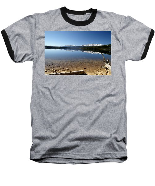 Baseball T-Shirt featuring the photograph Another Perfect Day by Jeremy Rhoades