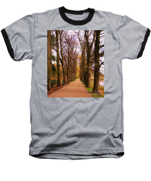 Another View Of The Avenue Of Limes Baseball T-Shirt