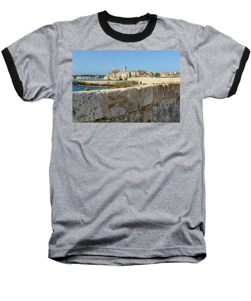 Antibes France Baseball T-Shirt