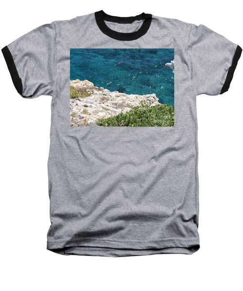 Antigua - Flight Baseball T-Shirt
