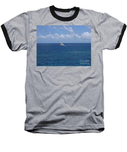 Antigua - In Flight Baseball T-Shirt