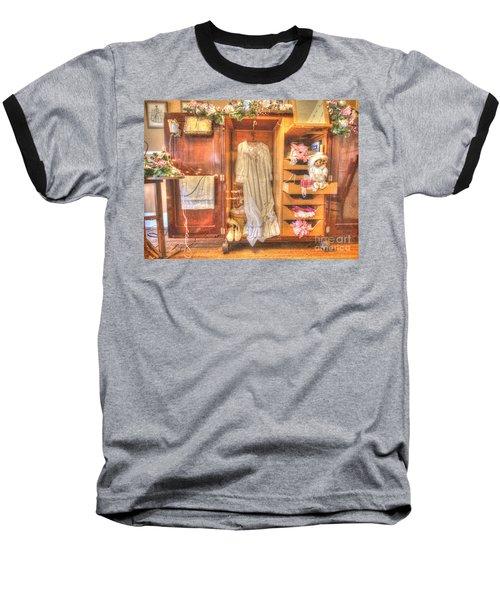 Antique Armoire Baseball T-Shirt