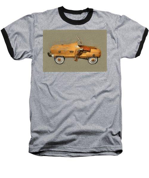 Antique Pedal Car L Baseball T-Shirt