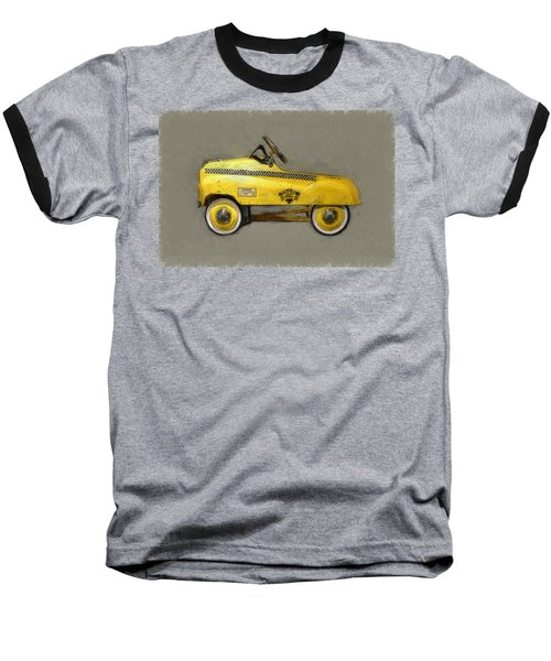 Antique Pedal Car Lll Baseball T-Shirt