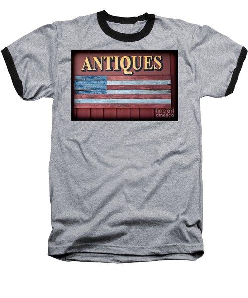 Antiques Baseball T-Shirt