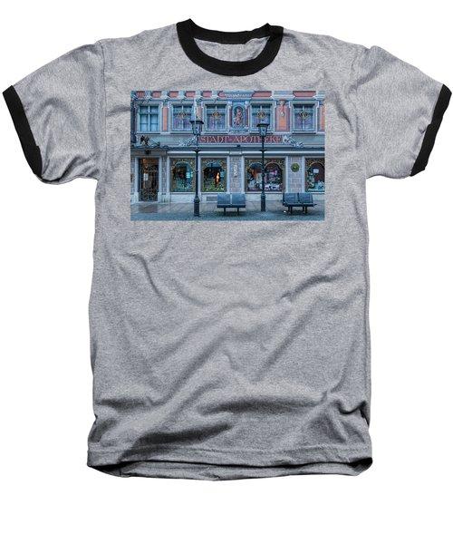 Apotheke Baseball T-Shirt