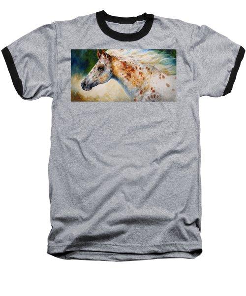 Appaloosa Spirit 3618 Baseball T-Shirt