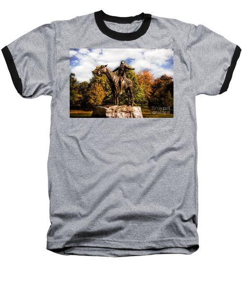 Appeal To The Great Spirit Baseball T-Shirt