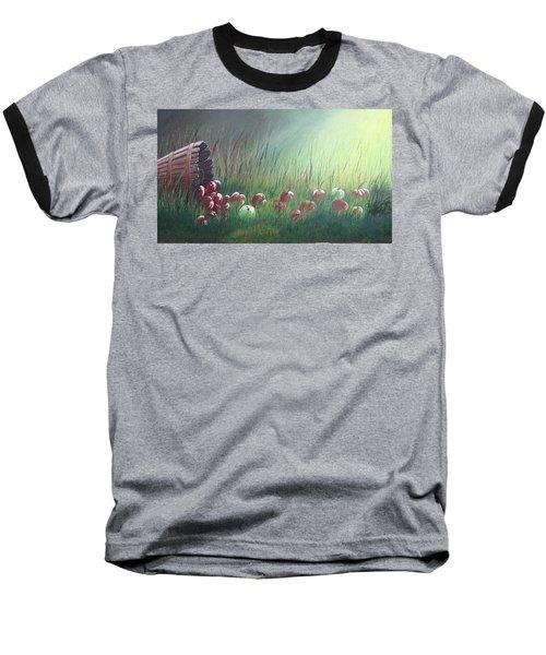 Apple Harvest Baseball T-Shirt