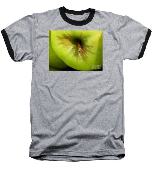 Apple Baseball T-Shirt