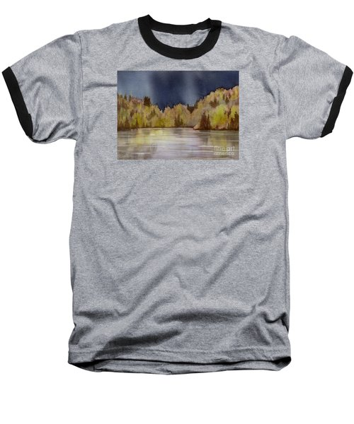 Approaching Rain Baseball T-Shirt