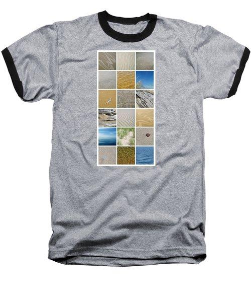 April Beach Baseball T-Shirt