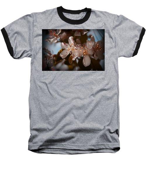April In Colors Baseball T-Shirt