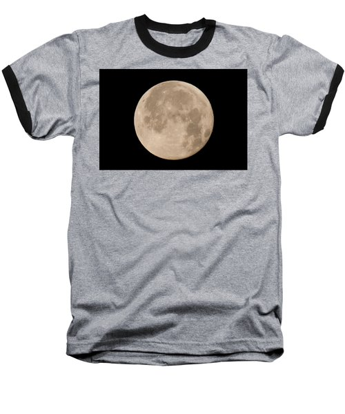 April Moon Baseball T-Shirt