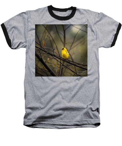 April Showers In Square Format Baseball T-Shirt