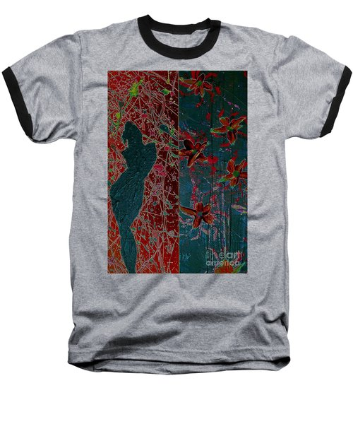April Showers/ May Flowers Baseball T-Shirt
