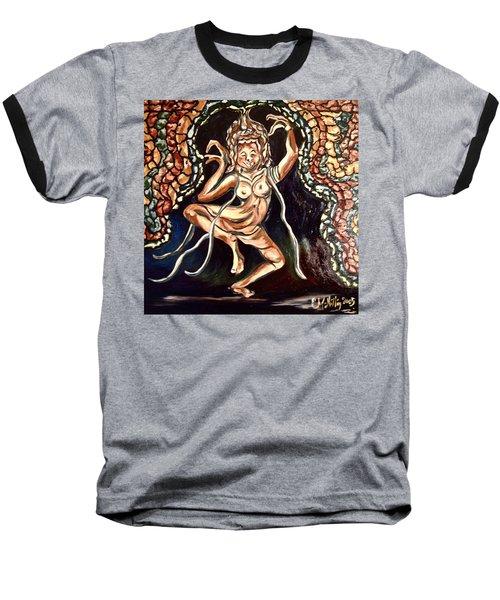 Apsara Baseball T-Shirt