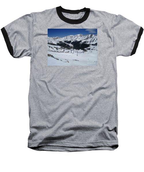 Arapahoe Basin June 2  Baseball T-Shirt