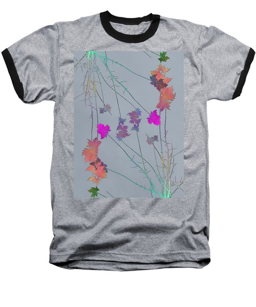 Arbor Autumn Harmony 1 Baseball T-Shirt