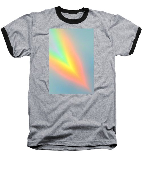 Baseball T-Shirt featuring the photograph Arc Angle Two by Lanita Williams