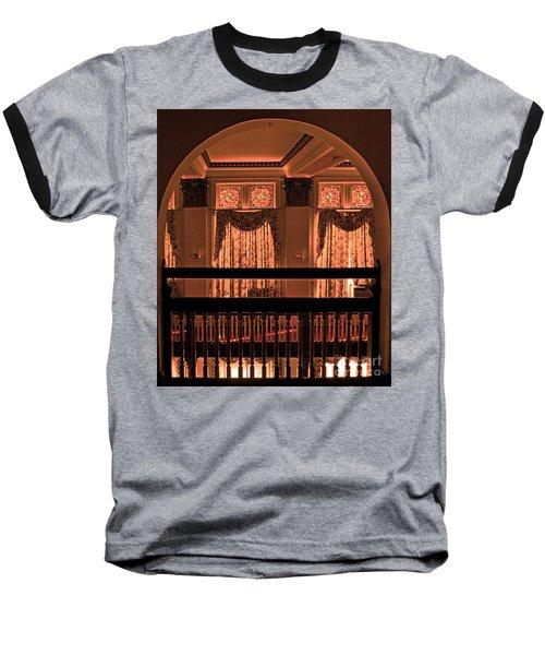 Arch Of Light In Near Night Baseball T-Shirt