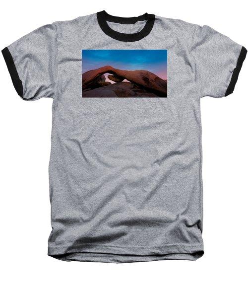 Arch Rock Evening Baseball T-Shirt