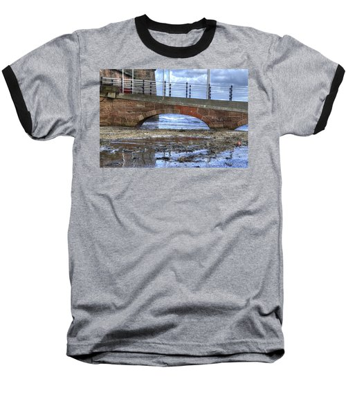 Arches Baseball T-Shirt by Spikey Mouse Photography