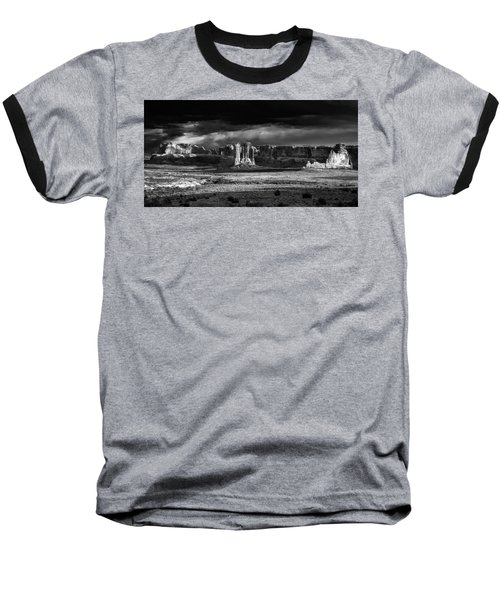 Arches Panorama Baseball T-Shirt