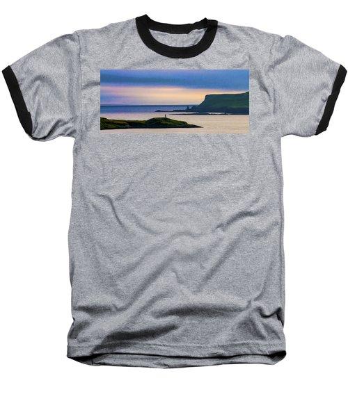 Ardtreck Point Lighthouse Baseball T-Shirt