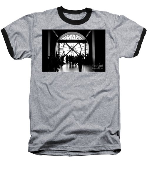 Are We In Time... Baseball T-Shirt