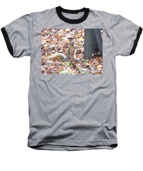 Are You Looking At Me ? Baseball T-Shirt