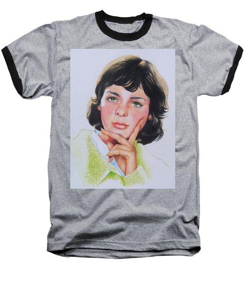 Ariane Baseball T-Shirt